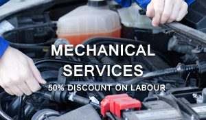 Car Mechanical Services