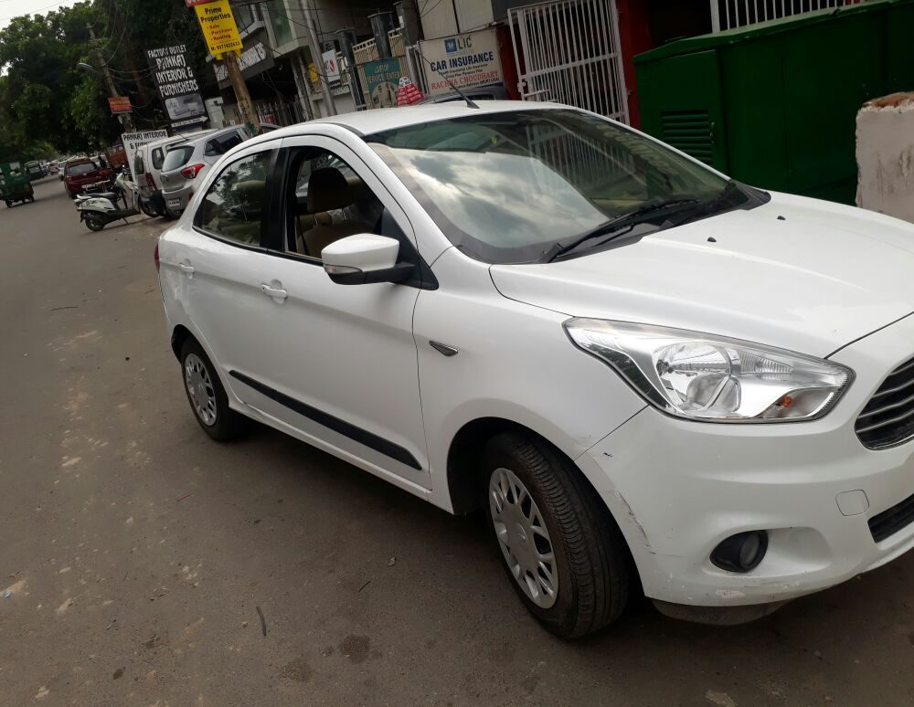 Ford Figo Aspire Titanium Plus 15 TDCi Certified Car