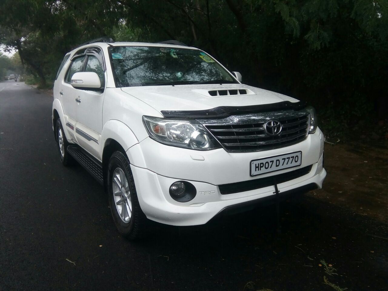Fortuner (4x4) AT - 2012 (Dec) — Used Cars Sale OnlineUsed Cars ...
