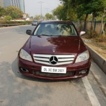 Mercedes Benz C-200 (Kompressor) Elegance AT
