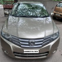 Honda City (i-Vtec) AT