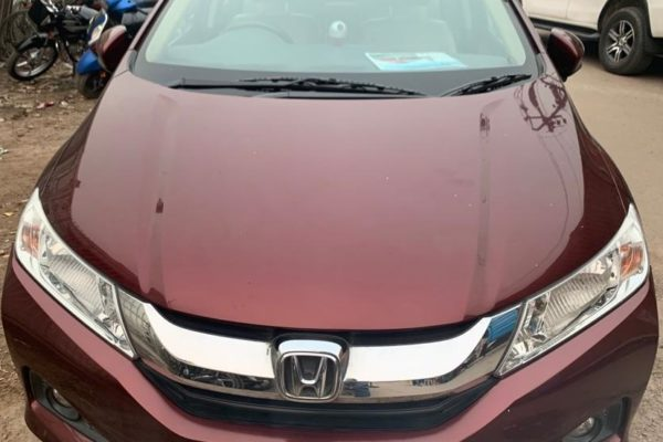 Honda City (i-Vtec) AT Sunroof