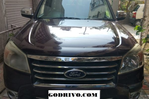 Ford Endeavour AT With Sunroof