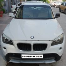 BMW X1-sDrive