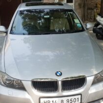 BMW 3 Series-320d Highline