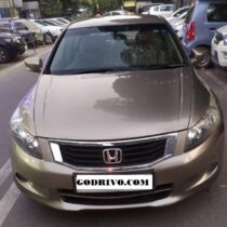 Honda Accord - 2.4 (MT)