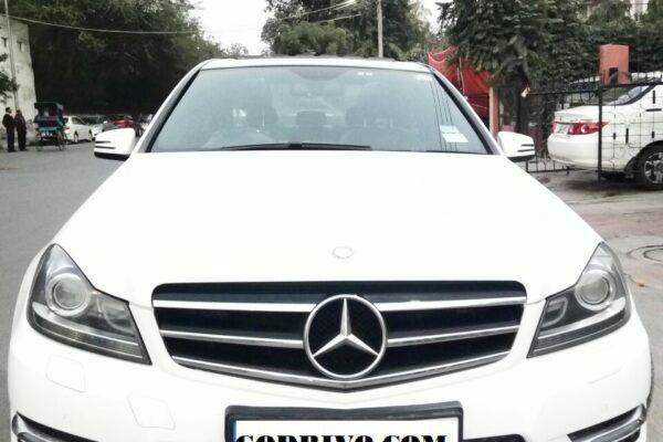 Mercedes Benz C Class-220 CDI Executive Edition