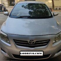 Toyota Corolla-Altis (G)