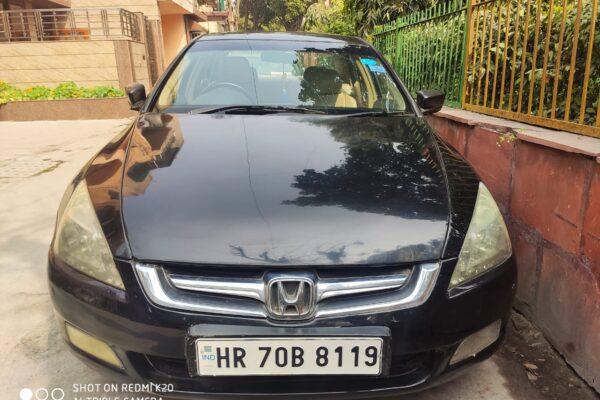Honda Accord - 2.4 (Elegance)