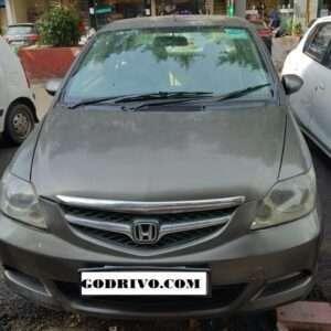 Honda City (ZX) - Gxi