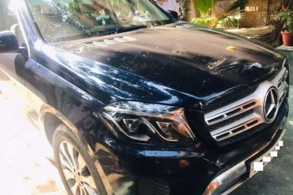 Mercedes Benz GLS-350d 4MATIC