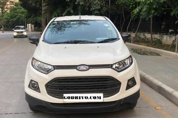 Ford EcoSport-Ambiente 1.5L TDCi