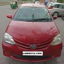 Toyota Etios Liva G (CNG)