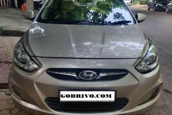 Hyundai Verna-Fluidic (1.6) SX