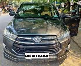 Toyota Innova Crysta (Modified)