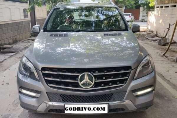Mercedes Benz M Class-ML 250 CDI