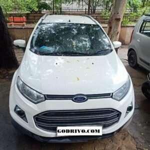 Ford EcoSport-Titanium 1.5 TDCi